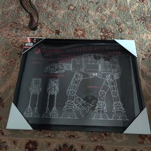 20x16 Star Wars AT-AT